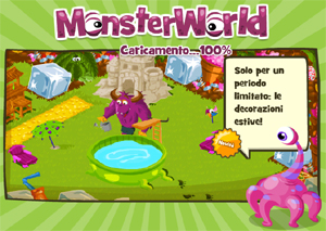 Coltiva il tuo mostruoso gardino su Monster World di Facebook!