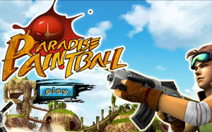 Paradise Paintball, sparatutto multiplayer 3D, su Facebook!