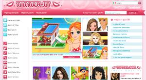 Titter.it: giochi e gossip per ragazze.