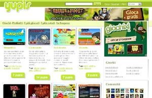 Giochi online: Il mondo di Yupis