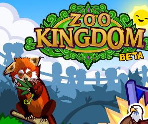 Crea il tuo zoo su Facebook con Zoo Kingdom.