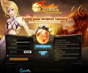 Dragon's Call, gioco di ruolo di avventura.