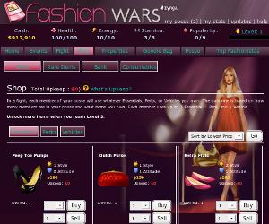 Fashion Wars, diventa una fashion girl su Facebook