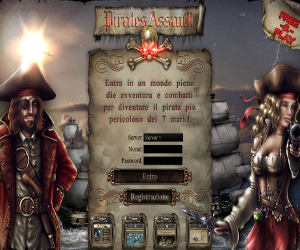 Pirates Assault.