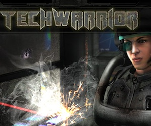 TechWarrior, guerra virtuale.