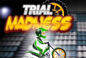 La sfida di Trial Madness, su Facebook.