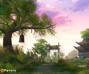 Age of Wulin - The legend of the Nine Scrolls.