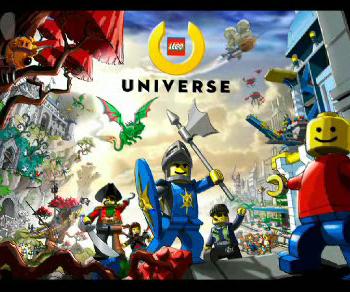 Lego Avant Garden.