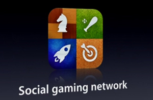 Game Center, social gaming network per iPhone e iPod.