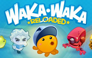 PacMan su Facebook: Waka waka reloaded