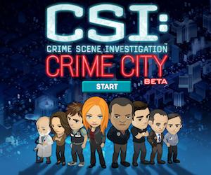 gioco online di CSI