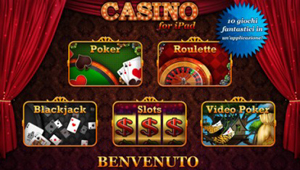 Casinò for iPad