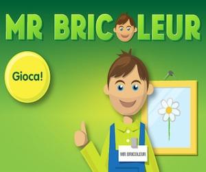 Mr Bricoleur, gioco di fai da te.