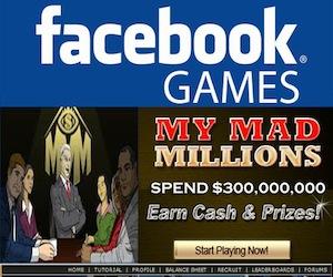 My Mad Millions