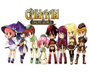 Canaan Online, MMORPG manga.