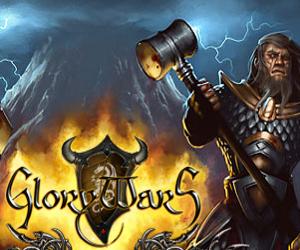 Glory Wars, gioco di ruolo fantasy.