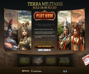 Terra Militaris.