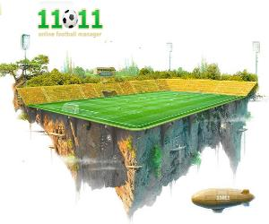 11x11, browser game manageriale sul calcio