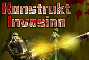 Konstrukt Invasion, sparatutto 3D.