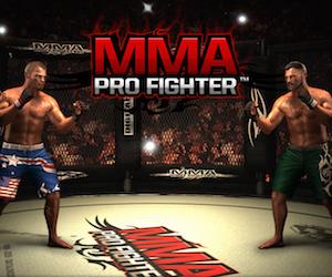 MMA Pro Fighter, un gioco di arti marziali su FB.