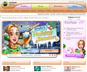 Zylom, giochi gratis online.