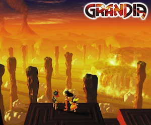 GRANDIA, finalmente pronto per PS3 e PSP.