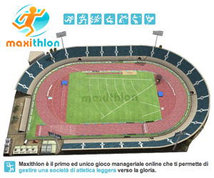 Manageriale di Atletica online