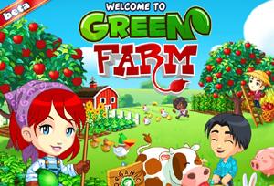 Green Farm fattoria online.