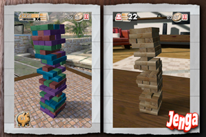 Jenga virtuale multiplayer.