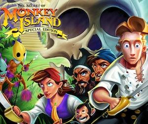 The Secret of Monkey Island per iPad