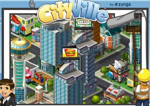 CityVille su facebook.