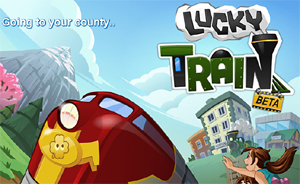 Lucky Train è un gioco di treni su Facebook.