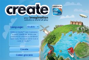 Create, gioco di EA su Facebook