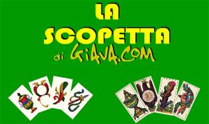 Gioco di carte online: Scopetta