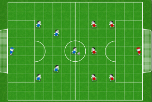 Ggoal, il calcio strategico online, real-time!