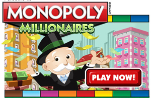 Monopoly Millionaires, il Monopoli su facebook