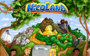 Nicoland, giochi per bambini.