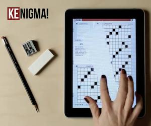Kenigma! L'enigmistica da sfogliare su iPad.