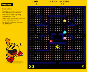 The World's biggest Pac-Man