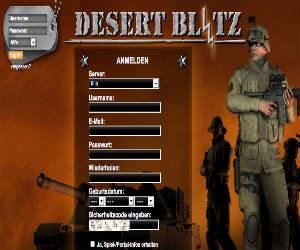 Desert Blitz