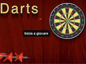 Darts Practice, il gioco delle freccette online