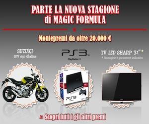 Magic Formula 2011
