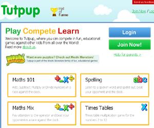 Tutpup, giochi didattici online