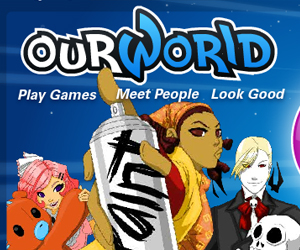 Our World, un mondo virtuale di giochi gratis online