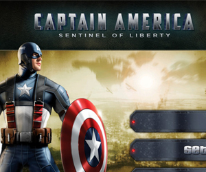 Captain America Sentinel of Liberty