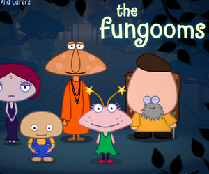 The Fungooms, giochi educativi.