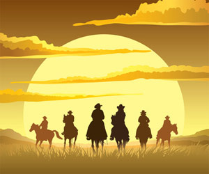 Giochi sul Far West