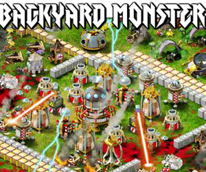 Backyard Monsters, il gioco dei mostri ora su Google+