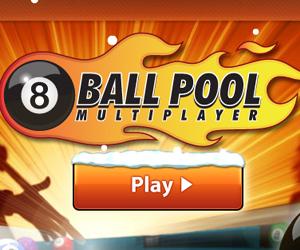 8 Ball Pool Multiplayer, il gioco del biliardo su Google plus!