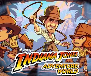 Indiana Jones Adventures World